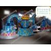 刺激好玩的大型游乐设备,霹雳转车,大章鱼