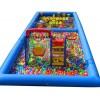 双层海洋球池价格/海洋球池子/广场小型海洋球池哪里有卖