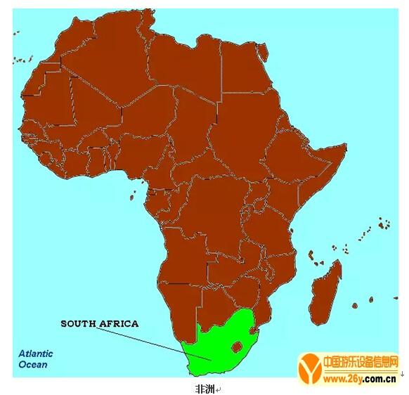 2015南非游乐设备展会宣传图片1