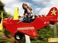 儿童乘坐游乐设施 家长应注意什么?