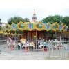 转出孩子童年乐趣的旋转木马_ 国汇机械制造(泰州)有限公司