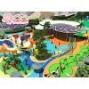 儿童游乐设施-综合性户外儿童乐园