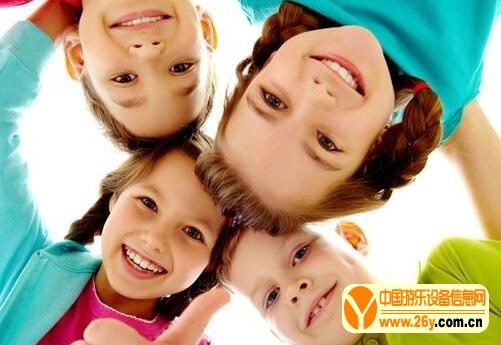 孩子在儿童游乐园里能学到什么?