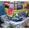优质儿童游乐设备 金博白云小飞船