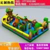 小型充气城堡户外充气玩具儿童充气蹦蹦床儿童乐园弹跳床生产厂家
