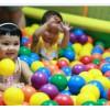 青岛莱西5厘米海洋球儿童游乐设备厂家直销|开发儿童感知