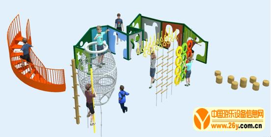 大型组合玩具参考设计方案(效果图)03