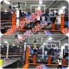 多乐DL-HW-35X50组合式蹦床公园儿童蹦床厂家直销
