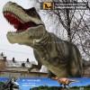 龙晨时代 大型游乐仿真恐龙设施 恐龙主题公园互动模型