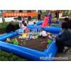 河北石家庄儿童充气水池充气沙池玩具池价格