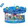 郑州信诚游乐设备海洋转马,儿童转马生产厂家