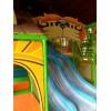 (二手)淘气堡 旋转木马 有滑梯有蹦蹦床  二层走廊等等