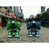 游乐设备广场公园站立机器人儿童电瓶车