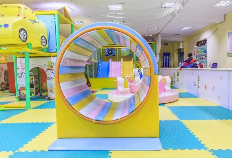 (图)室内游乐园装修设计效果欣赏(上)