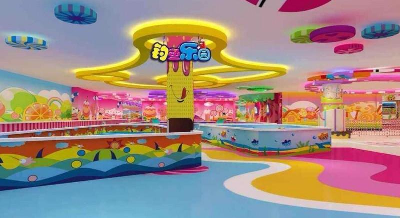 (图)室内游乐园装修设计效果欣赏(下)