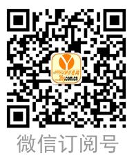 中国游乐设备信息网订阅号二维码