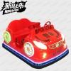 最新款广场游乐玩具车 警车碰碰车造型 儿童电动玩具车