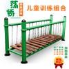 厂家直销荡桥铁质独木桥进口铁链攀爬平衡桥架儿童户外玩具训练