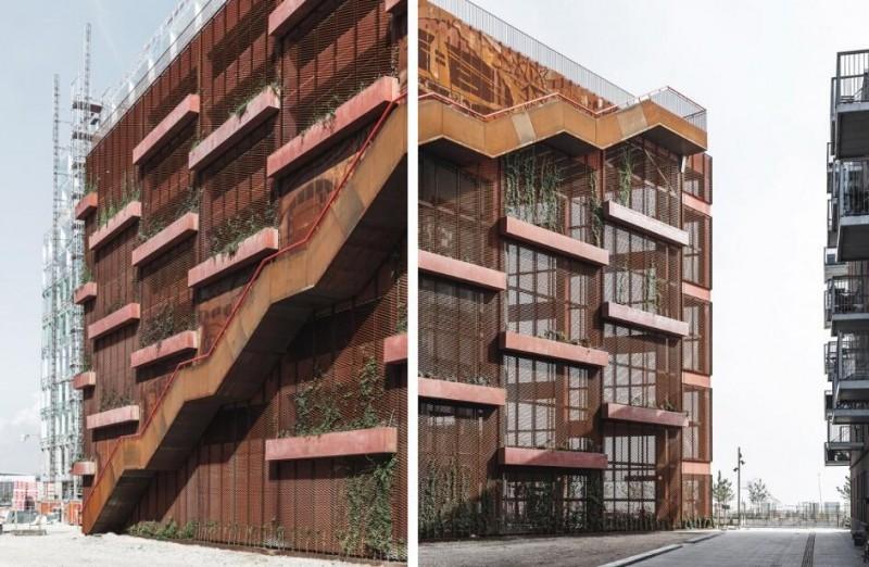 哥本哈根:这到底是停车场还是游乐场?