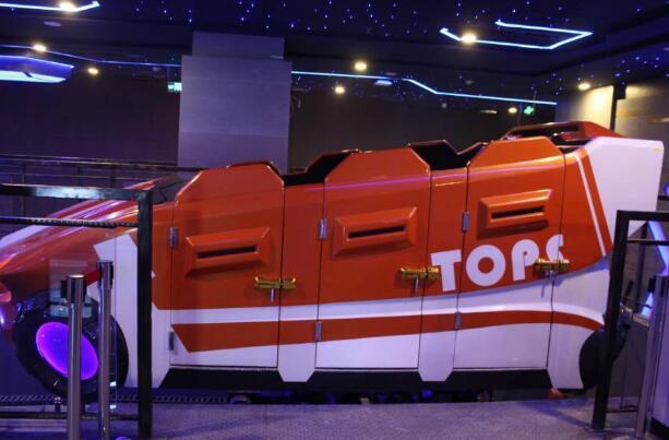 重庆:国内最大室内游乐场TOPS,带你走进未来!