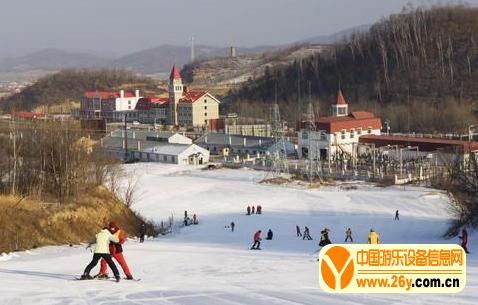 黑龙江亚布力滑雪度假区