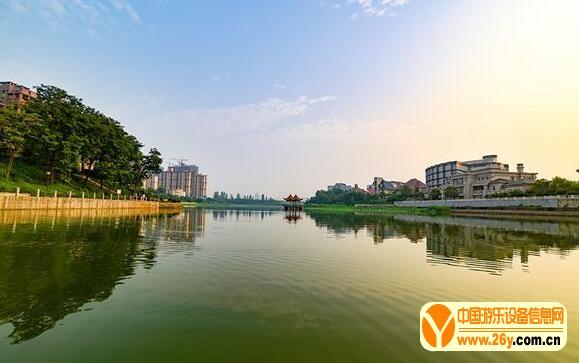 投资5.6亿打造双洎河主题公园