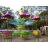 大型户外自控飞机游乐设备梦幻精灵公园广场8座儿童旋转飞椅