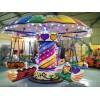 七彩小飞椅 室内爆款儿童游乐设备小型飞椅旋转飞机 彩虹飞椅