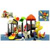 山东敏捷儿童游乐设施组合滑梯
