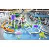 供应水上乐园设备 水上滑梯 儿童戏水小品 水屋水寨 喷水彩柱 冲天螺旋滑梯