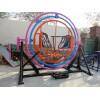 三维太空环儿童游乐场游乐设备广场成人刺激三维太空环滚环