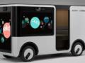 """索尼、雅马哈联合宣布:自动驾驶AR观光游览车""""出炉"""" ()"""