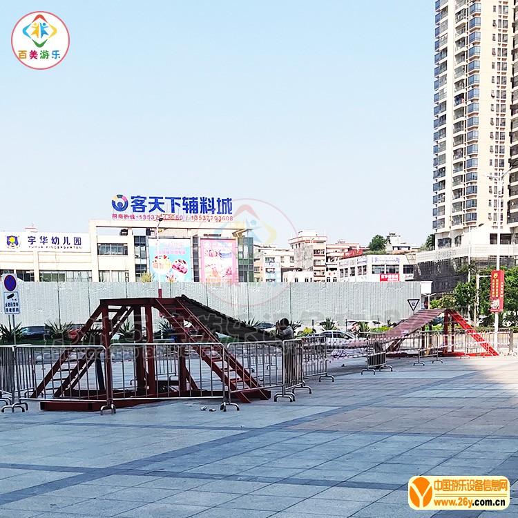 网红桥设备大型商场58741