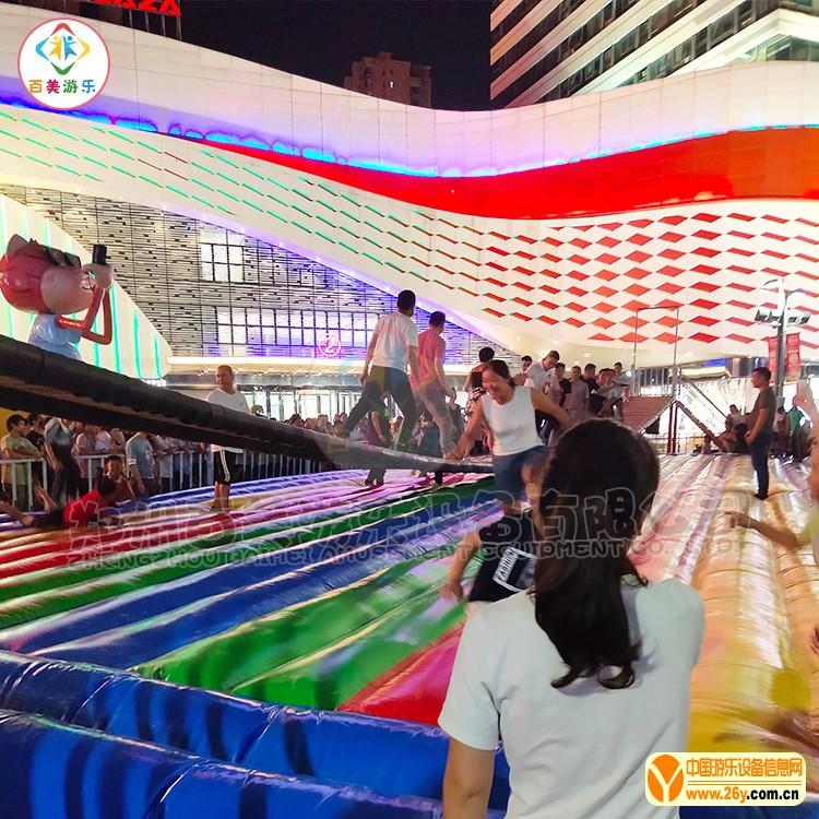 万达广场大型网红桥设备565