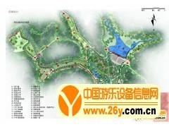 (场地招商)江西省赣州市某300余亩休闲园游乐文旅项目租赁,分成合作