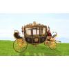 公园景区游乐设备可定制厂家直销皇家马车婚纱摄影