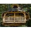 树屋、游乐树屋、木质树屋
