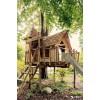 厂家定制丛林树屋 儿童攀爬树屋 观景树屋 空中木屋