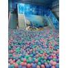 供应2020升级版网红亲子互动蹦床馆设备超级大滑梯蹦蹦床百万海洋球