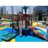儿童游乐设施、幼儿园滑梯、塑料滑梯、新型滑梯组合