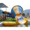水上乐园设备家庭小喇叭滑梯