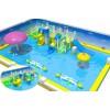 水上乐园设备厂家 室内外温泉水上滑梯 戏水小品水屋水寨 水上拓展训练定制