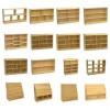 幼儿园造形玩具柜,成都幼儿园实木玩具柜,四川幼儿园防火板玩具组合柜