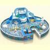 商场室内儿童波波球池抖音同款百万海洋球池源头厂家