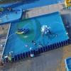 订做不同规格充气水池游泳池厂家直销更有保障