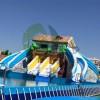 支架游泳池 大型支架水池 充气滚筒水池沙滩池