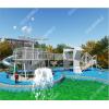 儿童游乐设施大型游乐场设备不锈钢滑梯公园户外拓展非标定制厂家