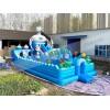 儿童乐园充气城堡 新款海底小纵队滑滑梯蹦床
