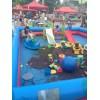供应儿童玩沙池充气摸鱼池多功能水池哪里有卖
