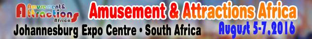 2016第二届南非国际电玩与游戏游艺展览会(2016第二届南非国际休闲娱乐与现代商业博览会)宣传图片